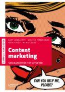 content marketing, van marketeer tot uitgever