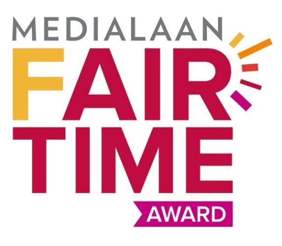 medialaan fairtime award