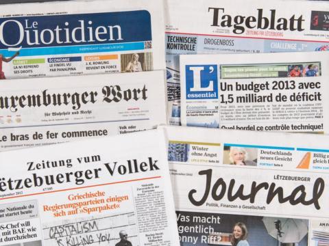 journaux lux