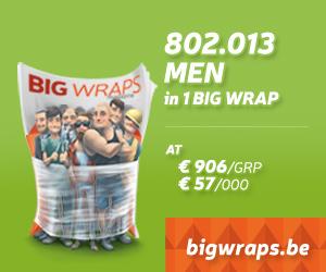 Big Wraps Men