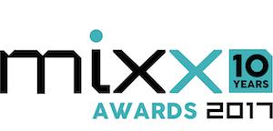 mixx awards 2017
