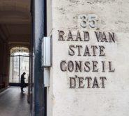raad van state - conseil d'état