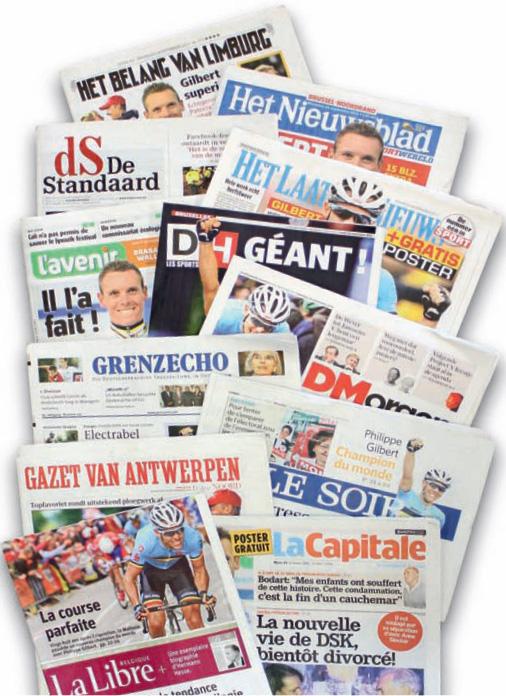 Belgische kranten