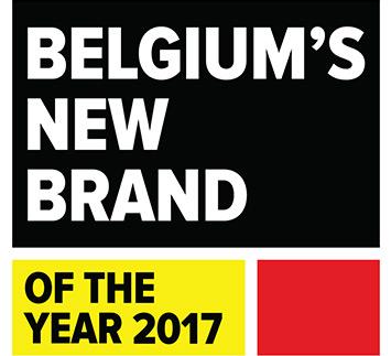 Belgium's new brand 2017