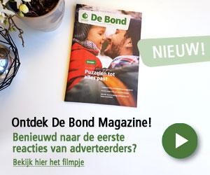 De Bond NL 300x250