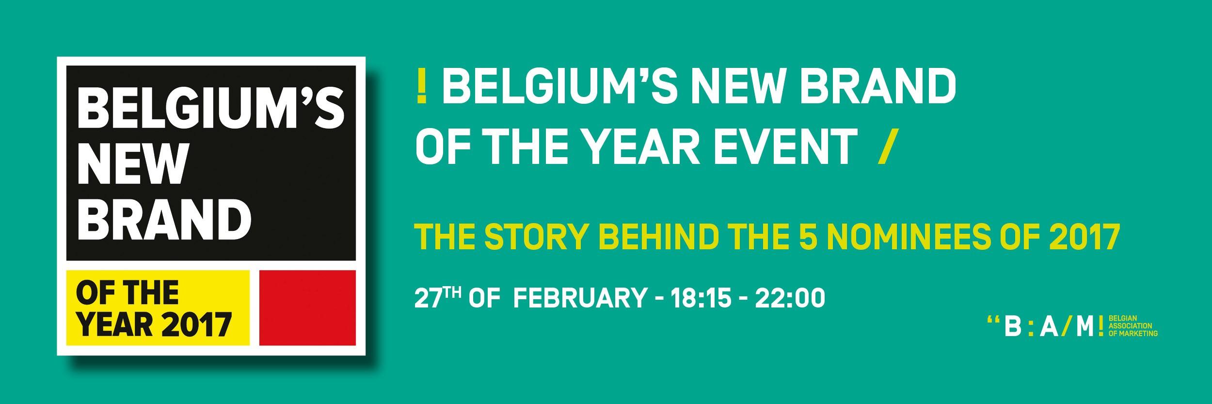 Belgium's New Brand