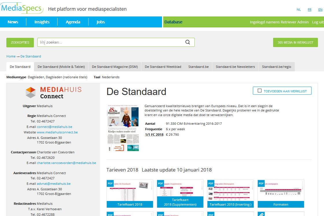 De Standaard NL