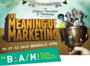 bam marketing congress 2018