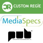 Custom Regie + MediaSpecs + PUB
